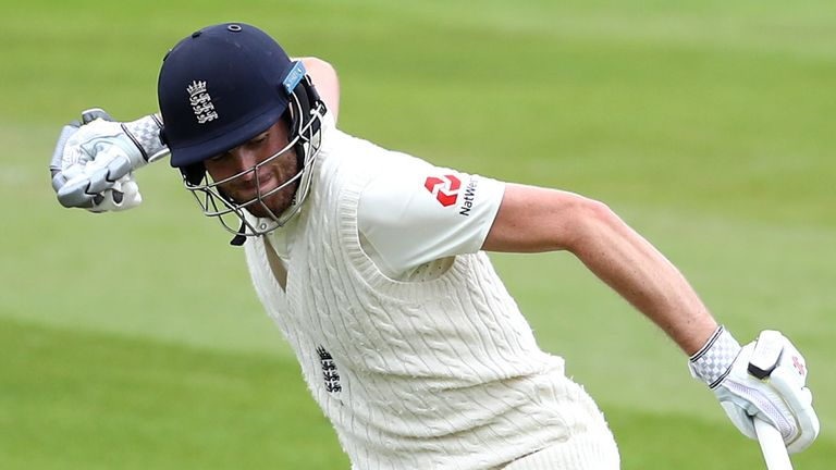 Dom Sibley has scored two hundreds and two fifties in 12 Tests for England but is that enough to keep his opening spot?