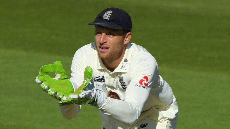 Buttler is under pressure for his place from Ben Foakes