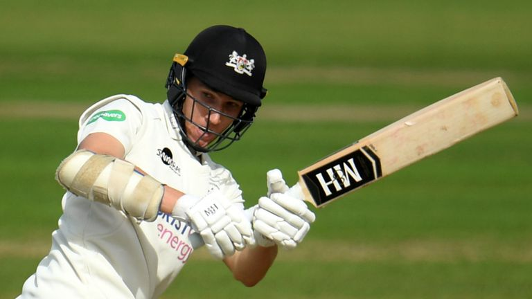Gloucestershire batsman James Bracey could be one to watch in the Bob Willis Trophy
