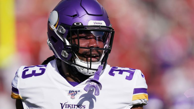Dalvin Cook rushed for 13 touchdowns last season as the Vikings reach the playoffs