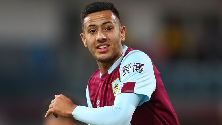 Dwight McNeil is being tracked by a number of clubs - including some in Europe