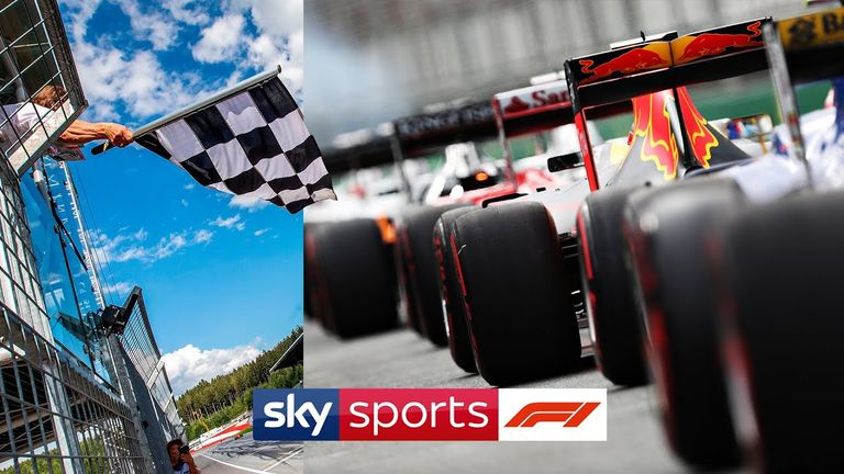 Take a look back at how the F1 world has spent the past 15 weeks since the Australian GP was cancelled, ahead of the sport's return in Austria