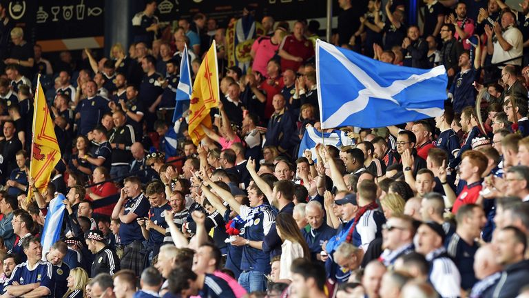 SFA hopes to use Nations League game against Israel to trial return of supporters at Hampden Park