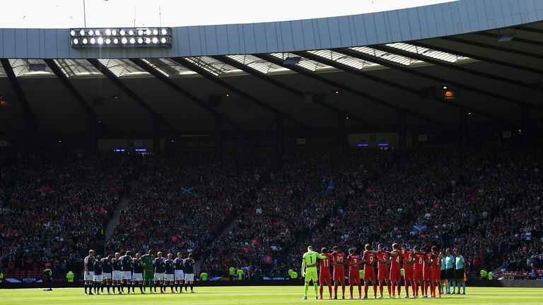 Scottish FA could lose £3m if supporters do not return to Hampden Park soon