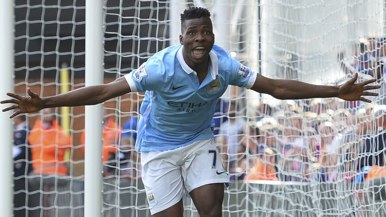 Iheanacho had the Midas touch in his first season at Man City