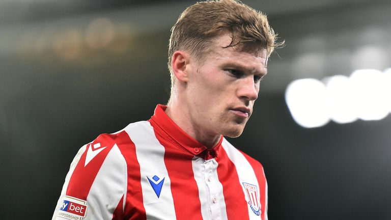 James McClean is regularly targeted by opposition supporters