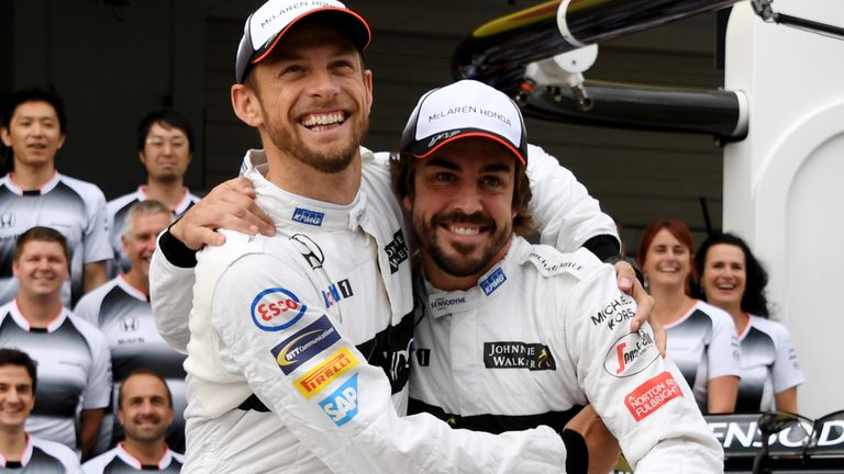 Fernando Alonso: Jenson Button's expectation for Spaniard's F1 return 2