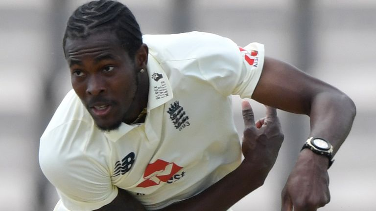 Jofra Archer will now commence five days of isolation and will undergo two COVID-19 tests
