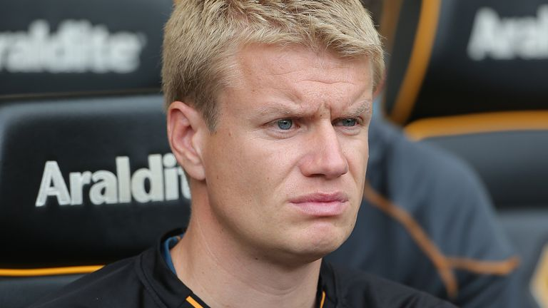 Lange had a six-month spell as assistant manager at Wolves during the 2012-13 season