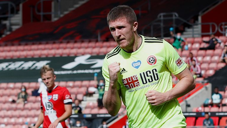 John Lundstram is wanted by four unnamed Premier League clubs