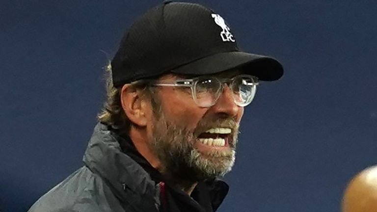 Liverpool manager Jurgen Klopp says it is a 'wonderful sign' for the club that its academy is continuing to produce players
