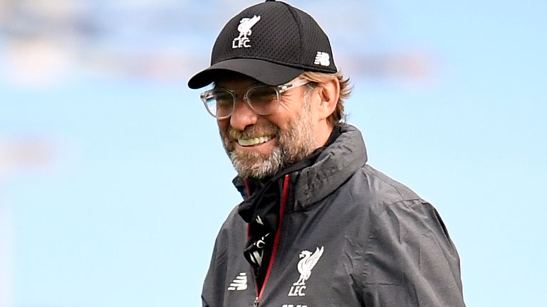 Jurgen Klopp has led Liverpool to their first league title in 30 years