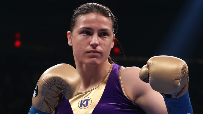 Katie Taylor wants to end dispute about Delfine Persoon, says Matthew Macklin