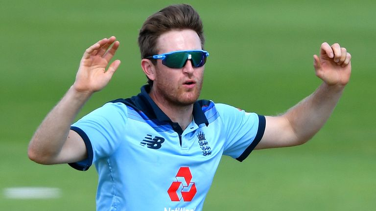 Liam Dawson is likely to miss England's T20I series with Pakistan after sustaining an Achilles tendon injury