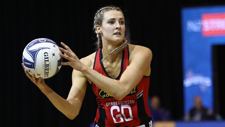 Experienced defender Jane Watson will play an important role in the Silver Ferns defense circle