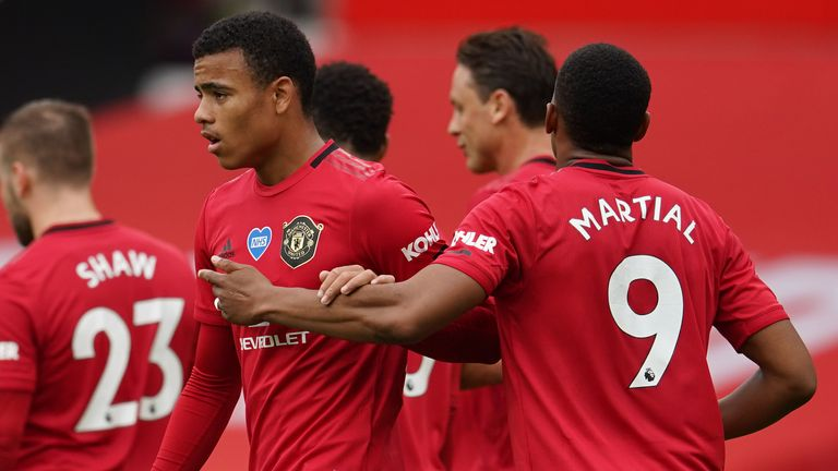 Manchester United have been on blistering form of late, and are the only unbeaten side since the restart
