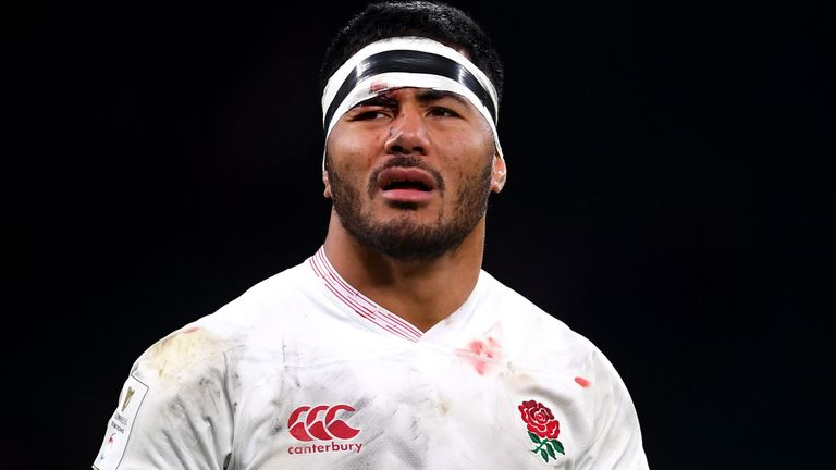 Manu Tuilagi's England career could be over if he leaves the Premiership