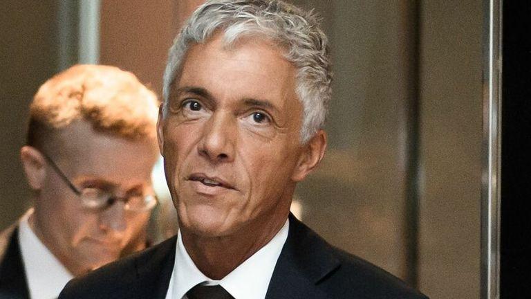 Swiss attorney general Michael Lauber is also under investigation