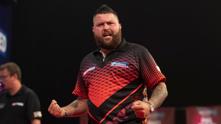 Michael Smith is widely recognised as the best player in the game without a major title