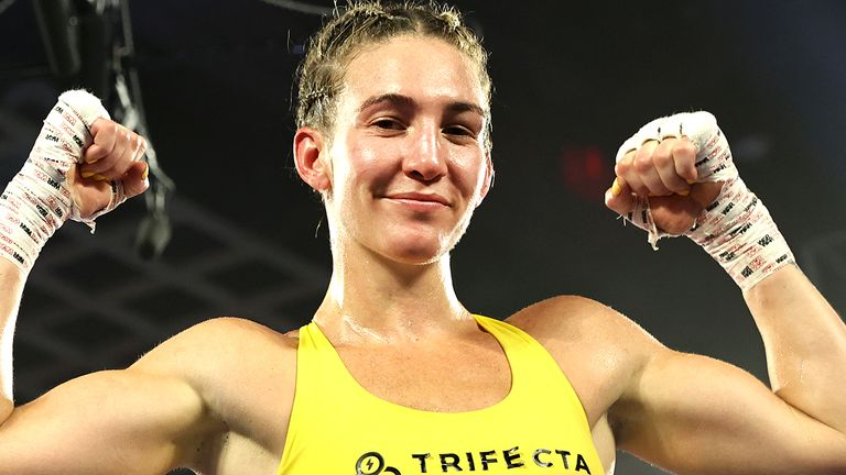 Mayer is unbeaten in 13 and is targeting a world title
