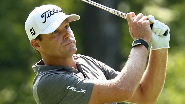 Nick Watney was allowed to return to PGA Tour action at the Workday Charity Open