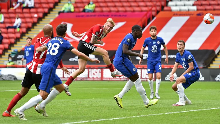 Chelsea crumbled at Bramall Lane earlier this month