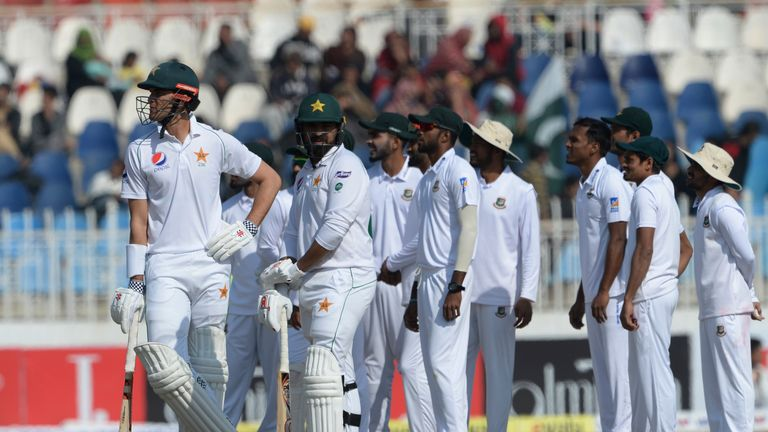Pakistan begin their three-match Test series against England at Old Trafford on August 5