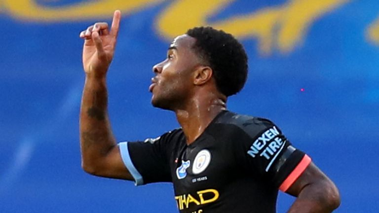 Nicholas thinks Raheem Sterling's pace may expose Sergio Ramos defensively