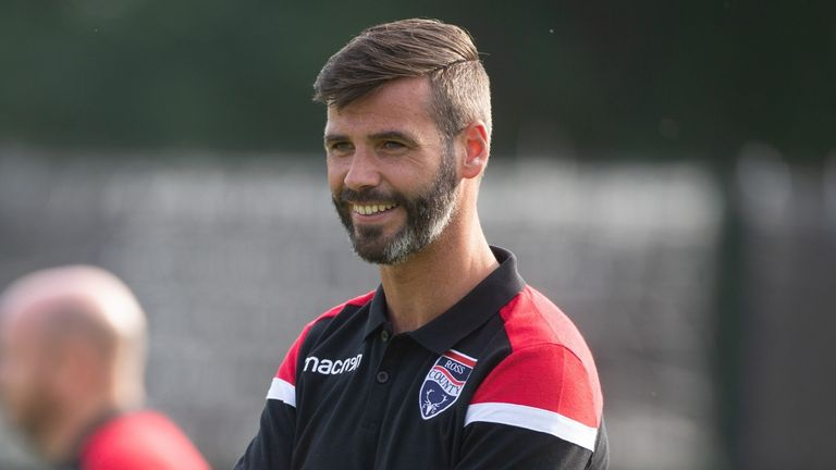 Stuart Kettlewell returned to Ross County as a coach in 2016 and was placed in sole control of first-team affairs in June 2020