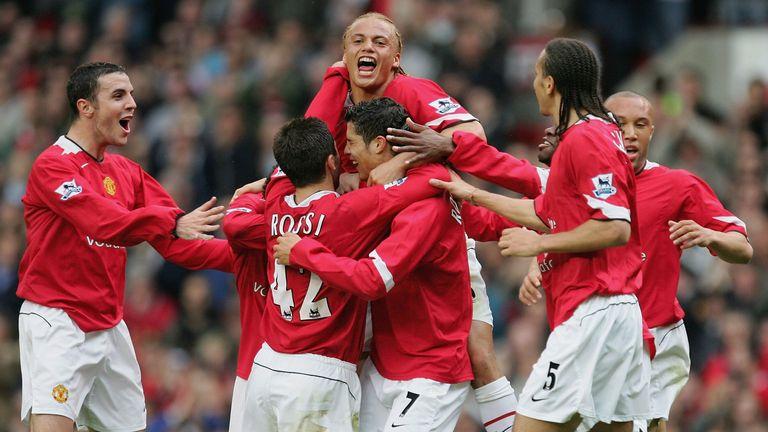 Esta no es la primera vez que Man Utd necesita una victoria final para clasificarse para la fase de grupos de la Liga de Campeones: tuvieron que vencer a Charlton en 2006