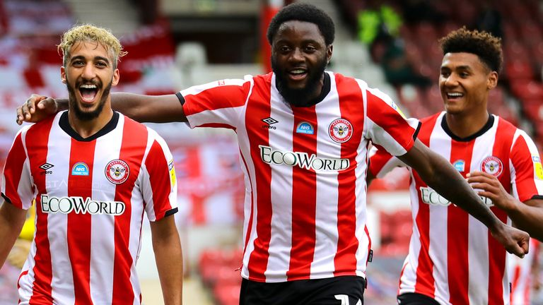 If Brentford beat Fulham and stay up next season they could earn upwards of £265m over the next five years