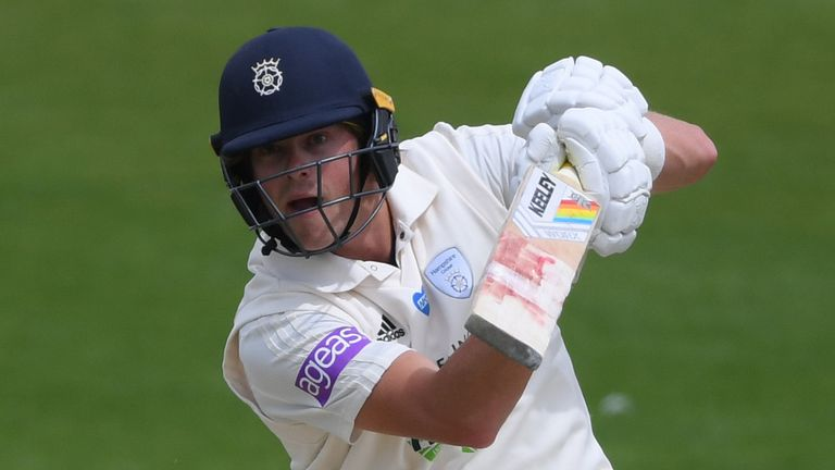 Hampshire's Sam Northeast is among the players supporting the Lord's Taverners this summer