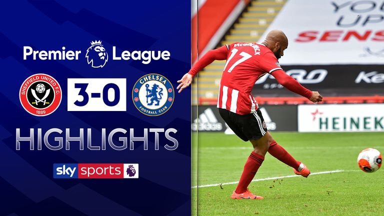 FREE TO WATCH: Highlights from Sheffield United's win over Chelsea