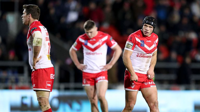 St Helens have yet to replicate their impressive form of 2019