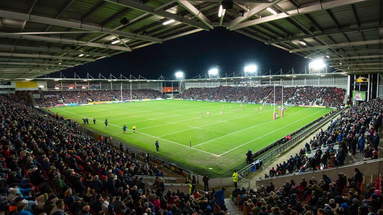 Totally Wicked Stadium is set to be the central venue for Round 9 of the Super League season
