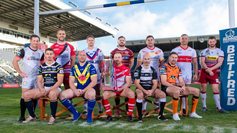 Super League returns with 21 games in 29 days in August