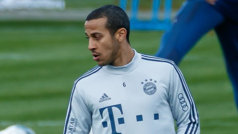 The midfielder has stalled on signing a new contract at the Allianz Arena