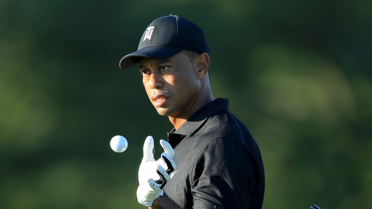 Woods would not be drawn on his captaincy ambitions