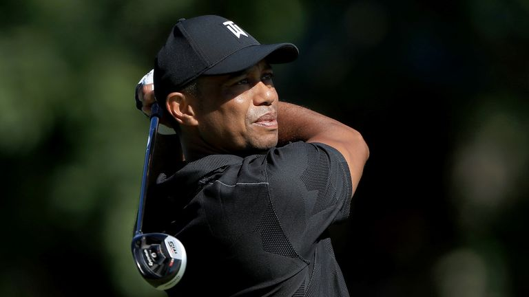 Woods insists he feels much fitter than five months ago