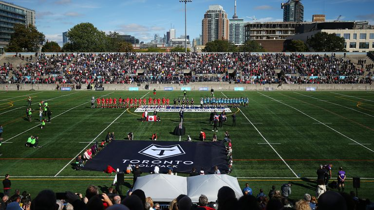Toronto have engaged new fans of rugby league in North America