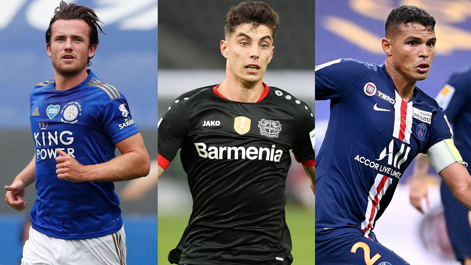 Chelsea Close To Agreeing Kai Havertz Ben Chilwell And Thiago Silva Deals Football News Sky Sports