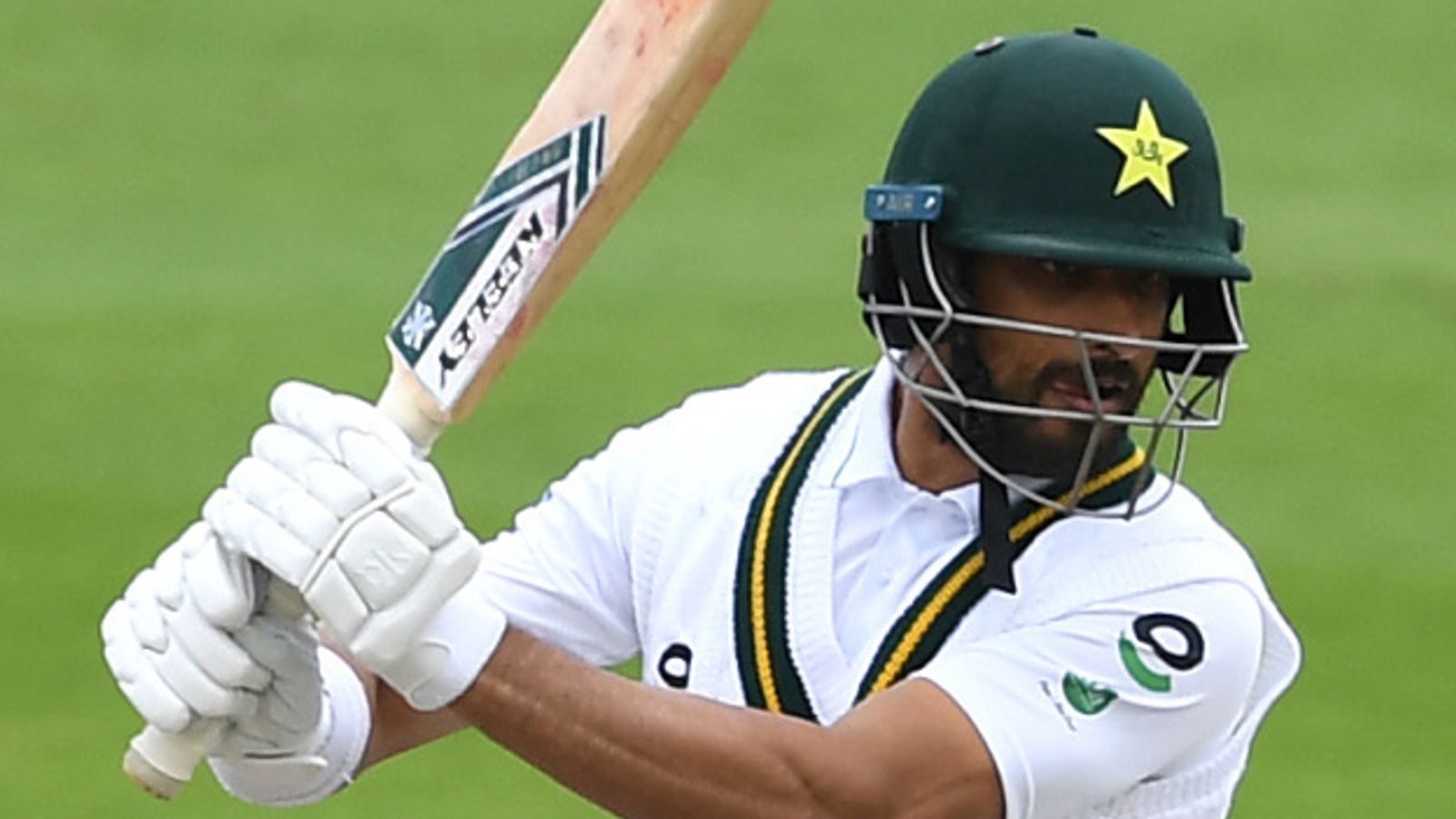 Pakistan's Shan Masood played like Alastair Cook during hundred against England, says Alec Stewart