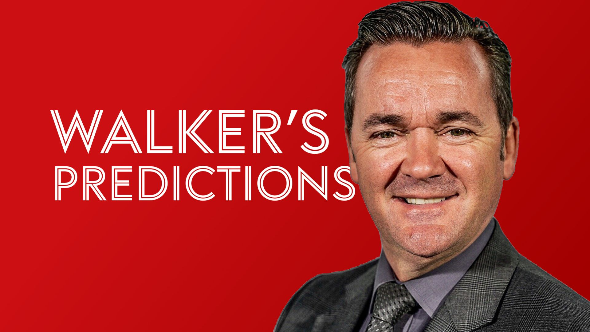 Walker's Scottish Premiership predictions