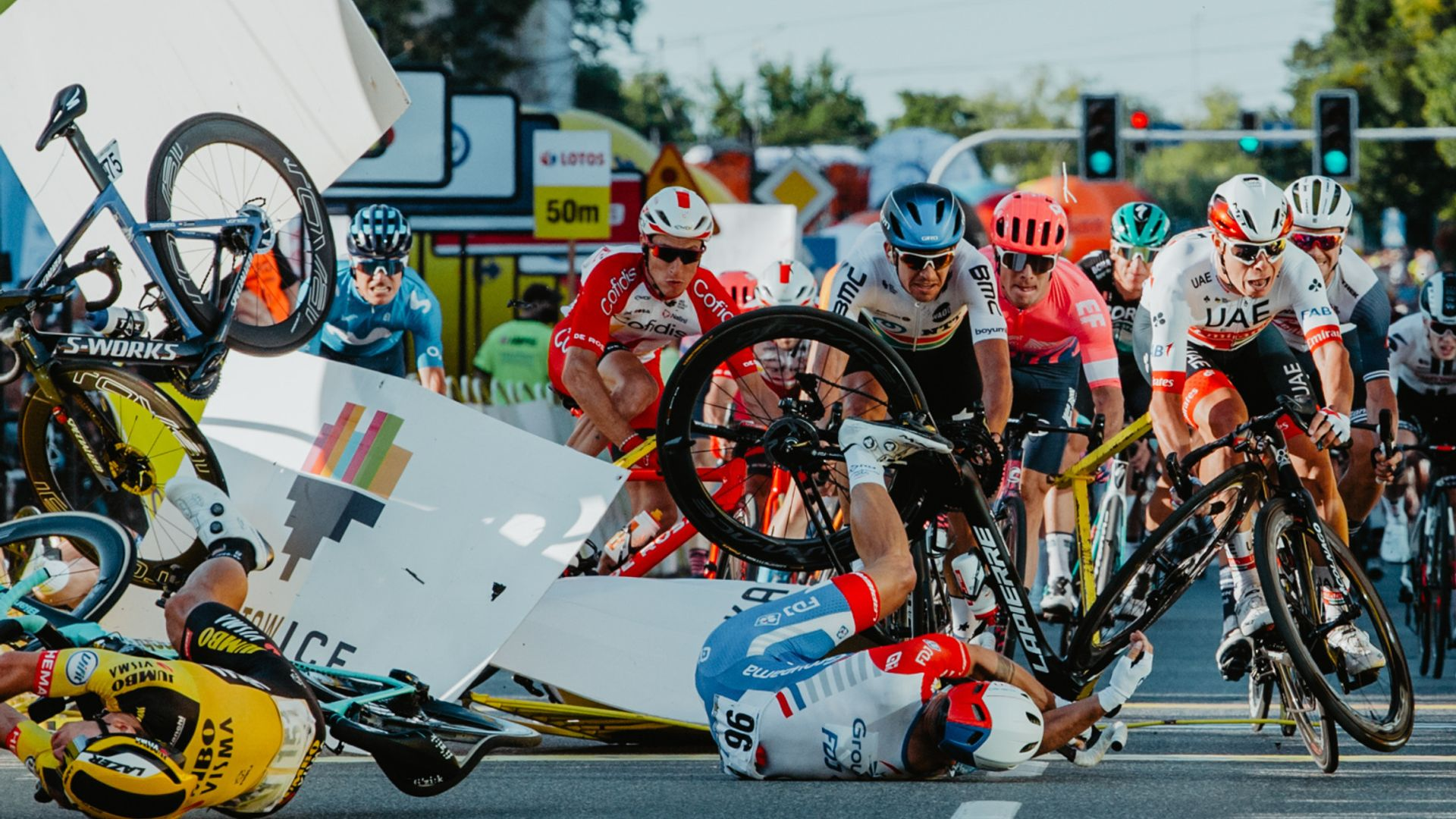 Wiggins: Sprint lanes could help prevent crashes