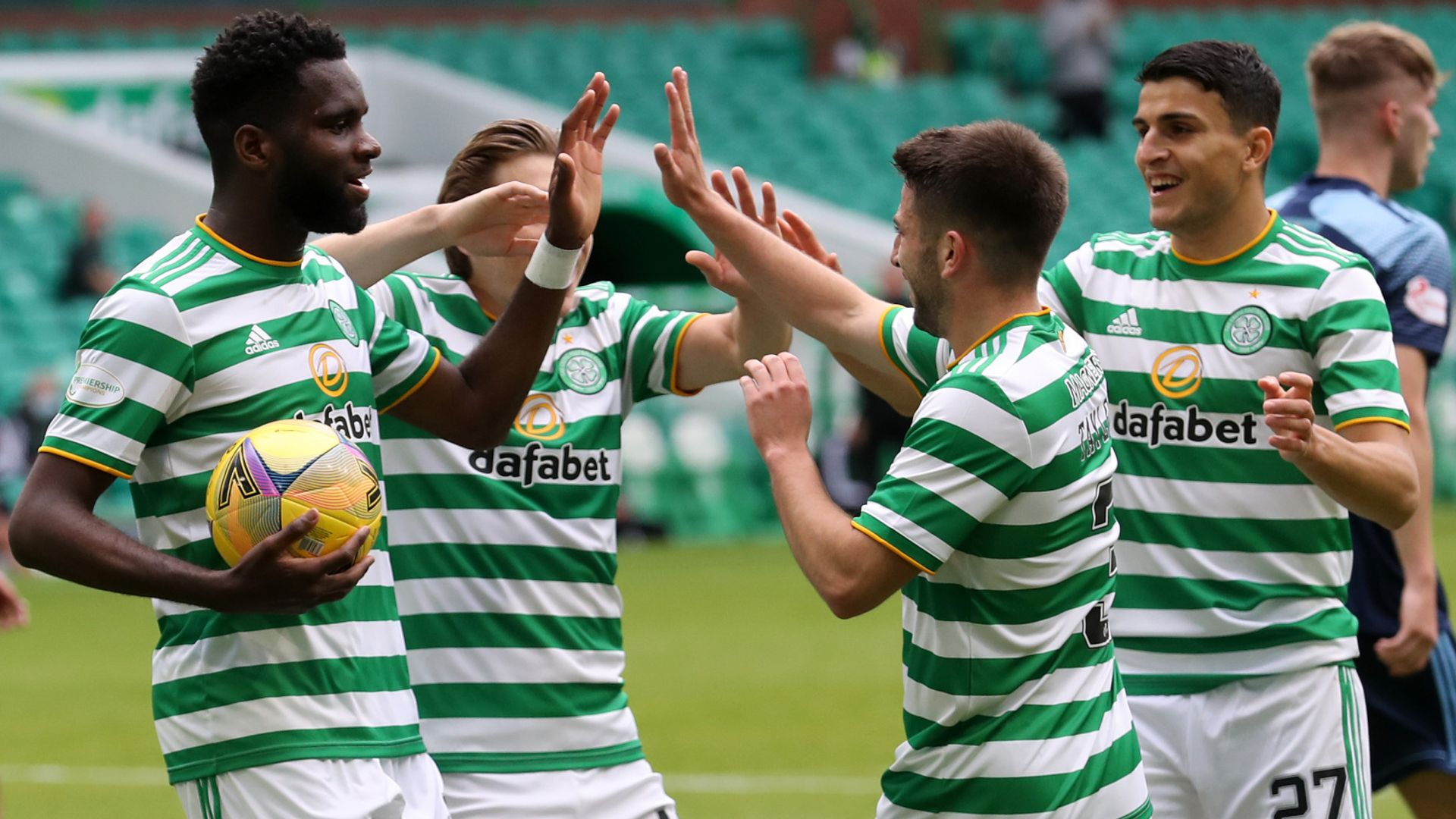 Celtic to play KR Reykjavik in CL qualifying