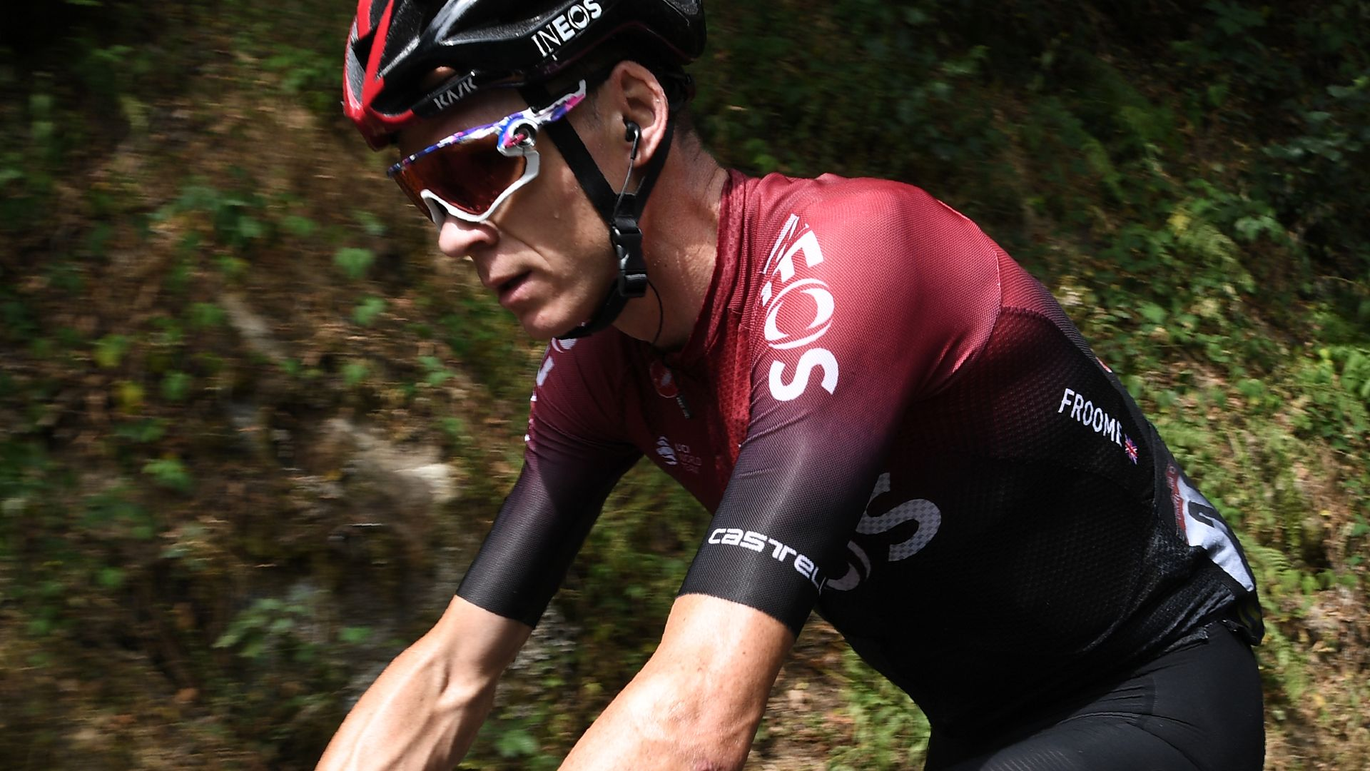 Froome out of contention after Vuelta opener - sky sports