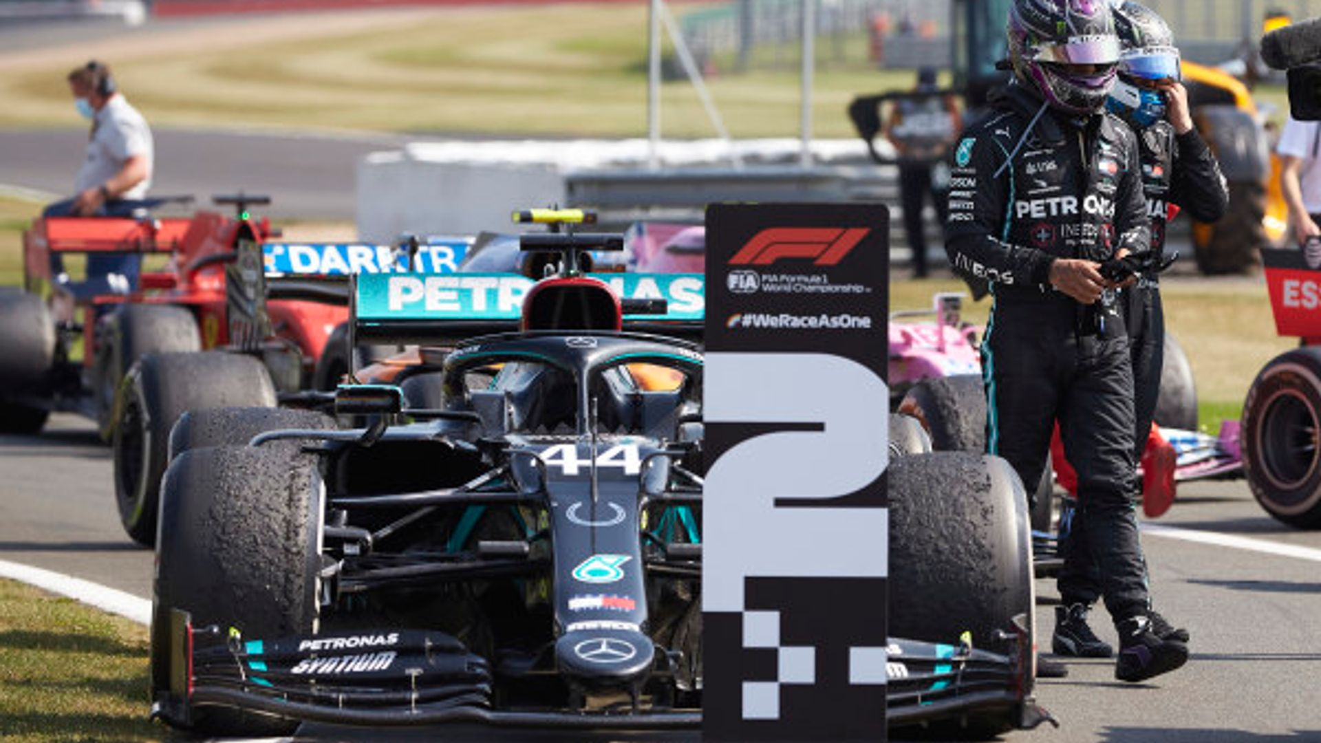 Why Mercedes are vulnerable as F1 2020 hots up