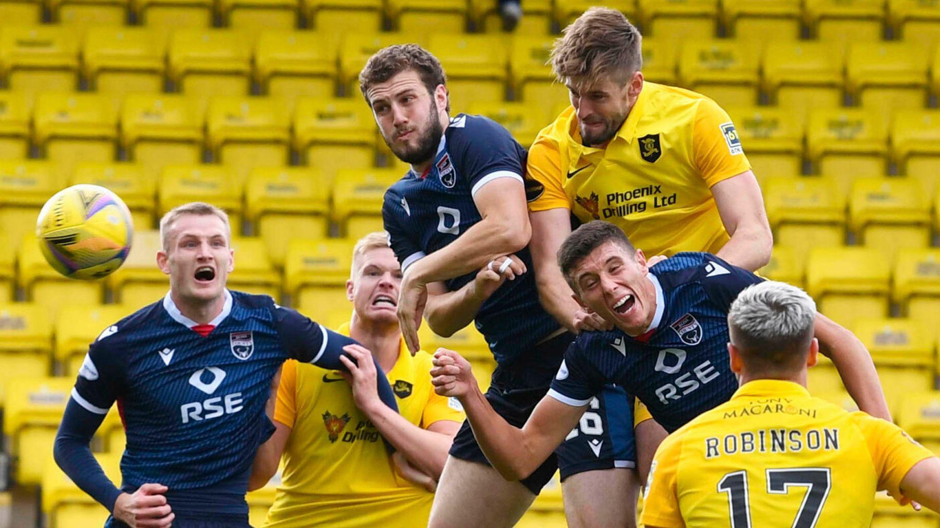 Big win for Killie, Livingston and St Johnstone also win recap