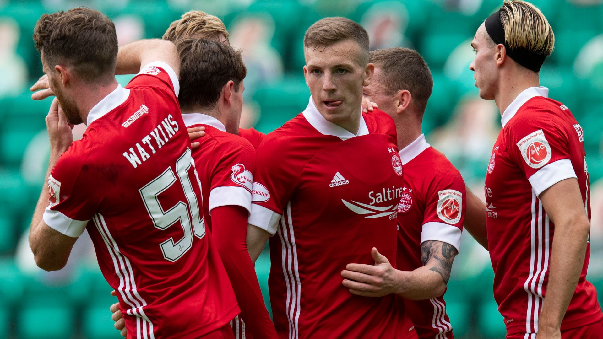 Ferguson penalty condemns Hibs to first defeat