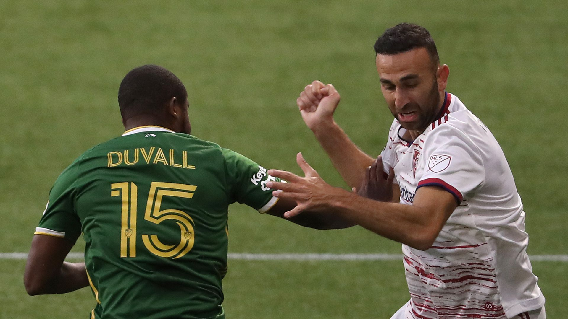 MLS: Late Salt Lake comeback in 4-4 thriller